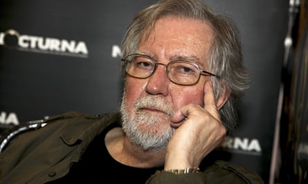 Tobe Hooper, whose low-budget horror The Texas Chainsaw Massacre is now regarded as a classic of the genre.