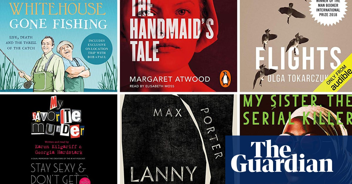 Best Audio Books 2020 Hear this! The best audiobooks of 2019 – so far | Books | The Guardian