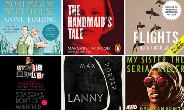 Hear this! The best audiobooks of 2019 – so far | Books