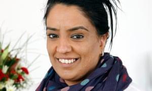 Bradford West Labour MP Naz Shah