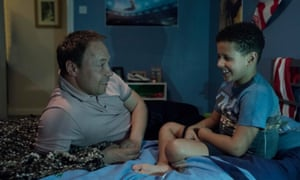 Stephen Graham and Shea Michael Shaw in The Virtues.