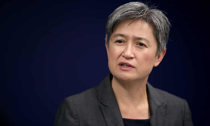 Labor's foreign affairs spokesperson Penny Wong
