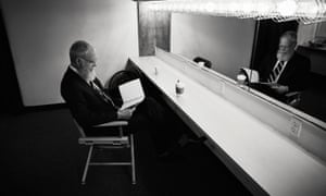 David Letterman in a still from his new Netflix series.