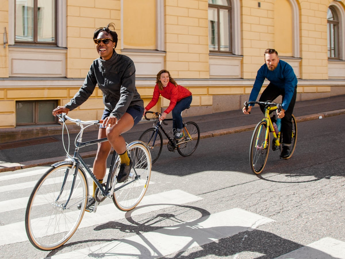 Why my cycling clothing company uses models without helmets   Cycling   The  Guardian