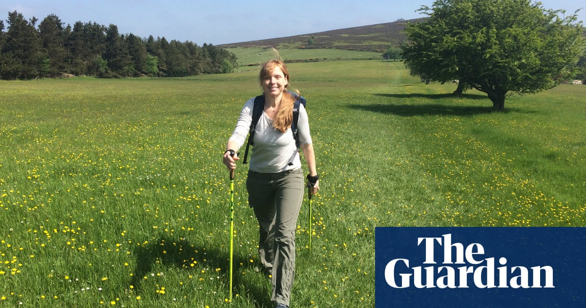 Pole to pole: a Nordic walking weekend in Herefordshire