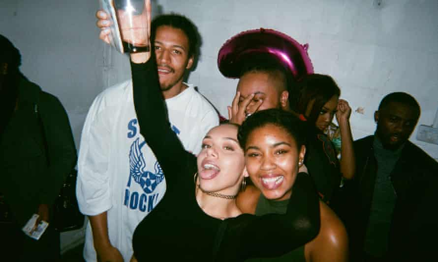 Recess's one-year anniversary party, December 2017.