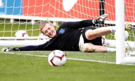 England's Jordan Pickford adamant Newcastle gaffes were an aberration