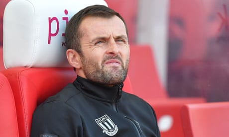 'We didn't expect this': where is it going wrong for Nathan Jones and Stoke?
