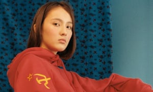 Hammer and sickle limited edition hoodie by Vetements/SV Moscow