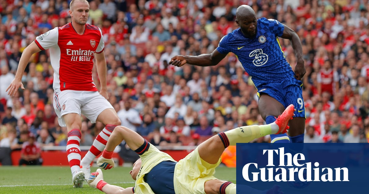 Ruthless Romelu Lukaku puts feeble Arsenal to the sword on Chelsea return