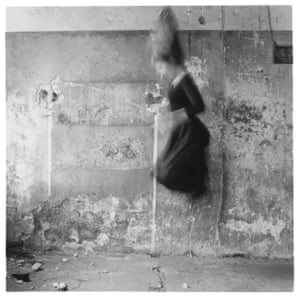 Untitled, Rome, Italy, 1977-8 by Francesca Woodman.