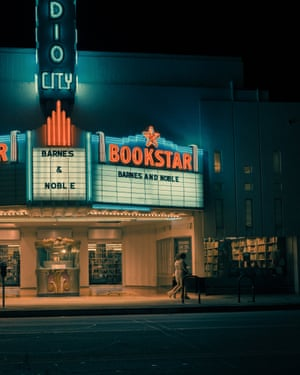 Bookstar  in Los Angeles by photographer Franck Bohbot.