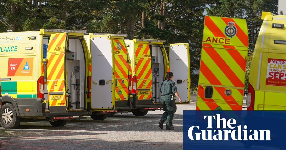 Ambulance services are no longer local