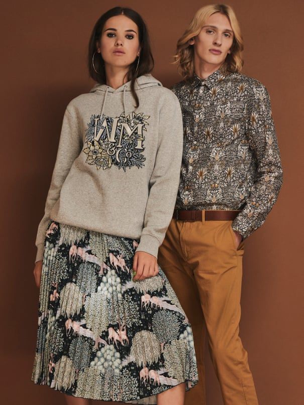 504d57b4dae Think print  H M to launch a new collection based on the work of William  Morris