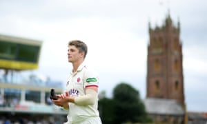 Somerset captain Tom Abell has the title in his sights.
