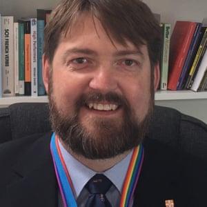 Duncan Spalding, executive headteacher, Aylsham High School, Bure Valley School and John of Gaunt Infant and Nursery School, Norfolk