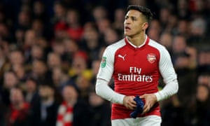 Manchester United have made a late entry in the race to sign Alexis Sánchez from Arsenal.