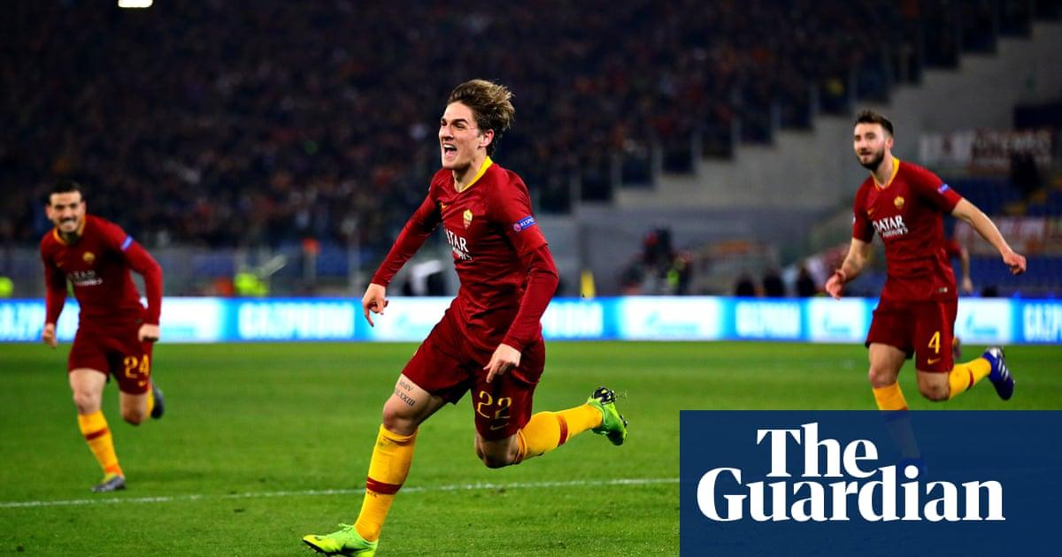 Romas Nicolò Zaniolo: I'm not Totti, but one day I hope to be as good