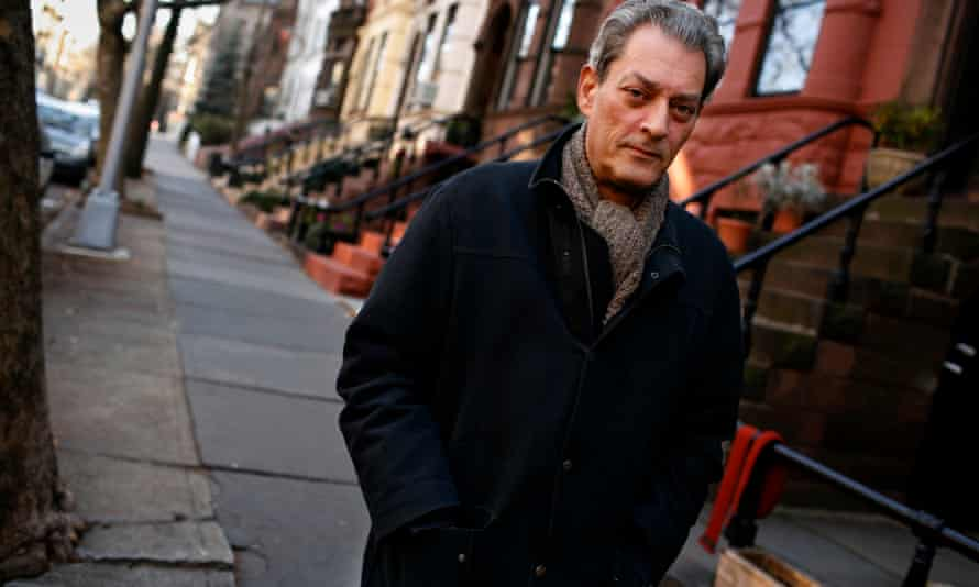 'I feel utterly astonished that we could have come to this' … Paul Auster.