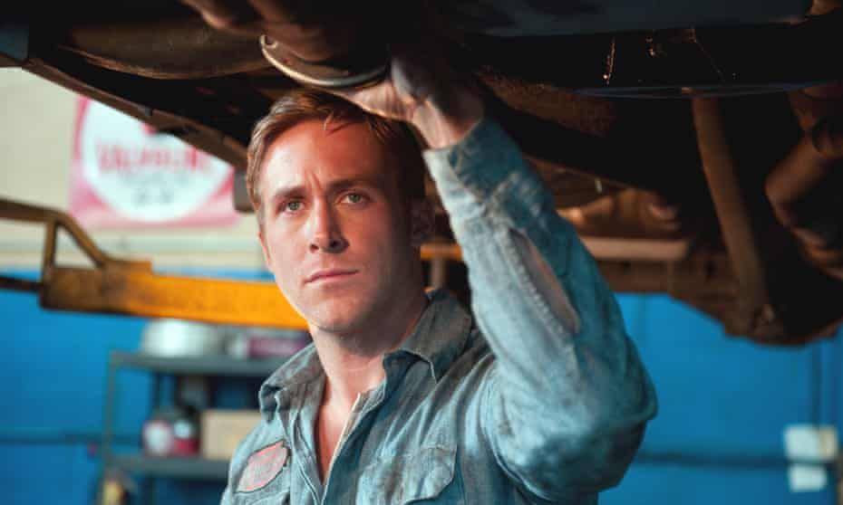 Cool and stylised … Ryan Gosling in Drive.