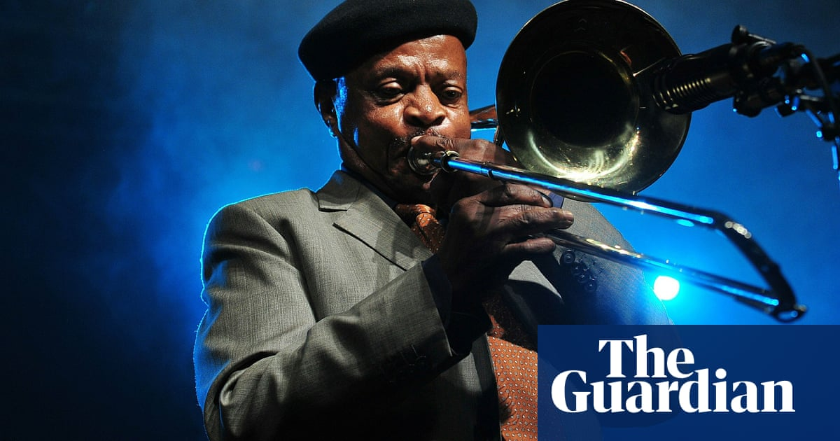 Jonas Gwangwa, South African jazz musician and activist, dies aged 83