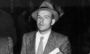 Robert Parkin Peters in 1955.