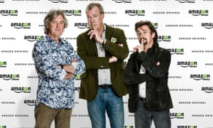 James May, Jeremy Clarkson and Richard Hammond: 'I think fans are going to love what they see in the autumn.'