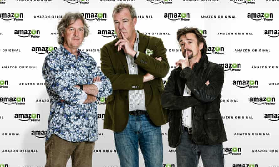 James May, Jeremy Clarkson and Richard Hammond are to launch The Grand Tour on Amazon in the autumn.