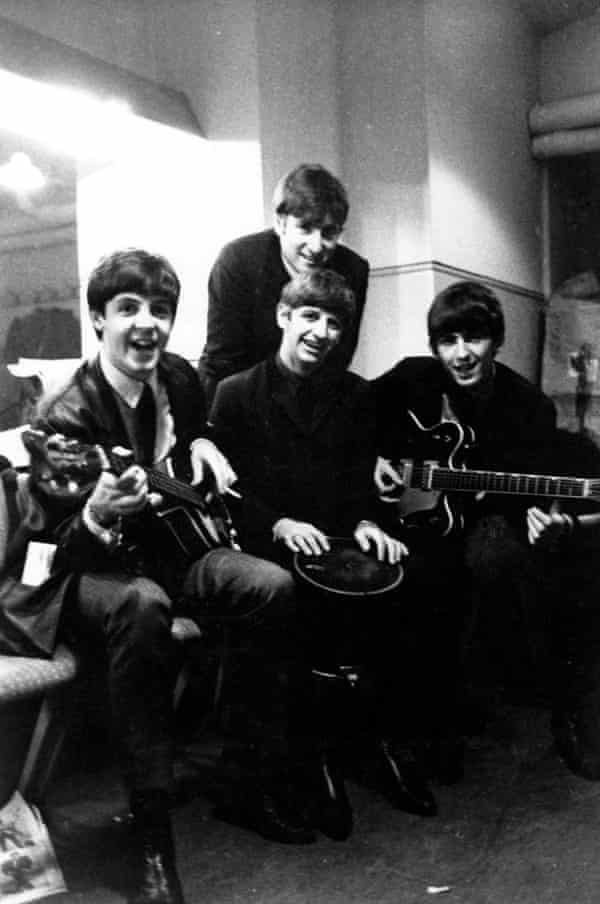 The Fab Four in 1962