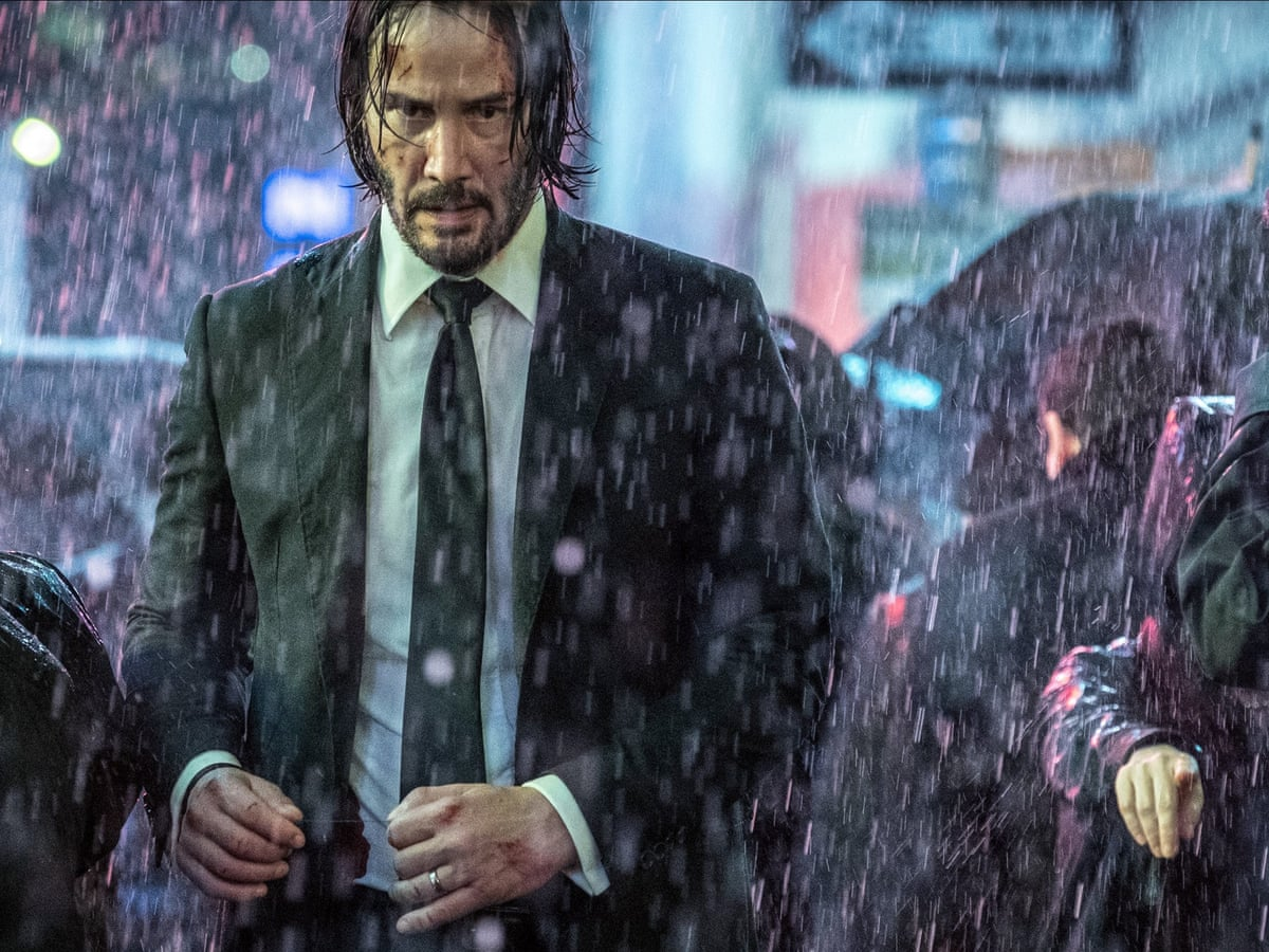 behind the scenes, Initially, the title of John Wick (2014) was actually Scorn.