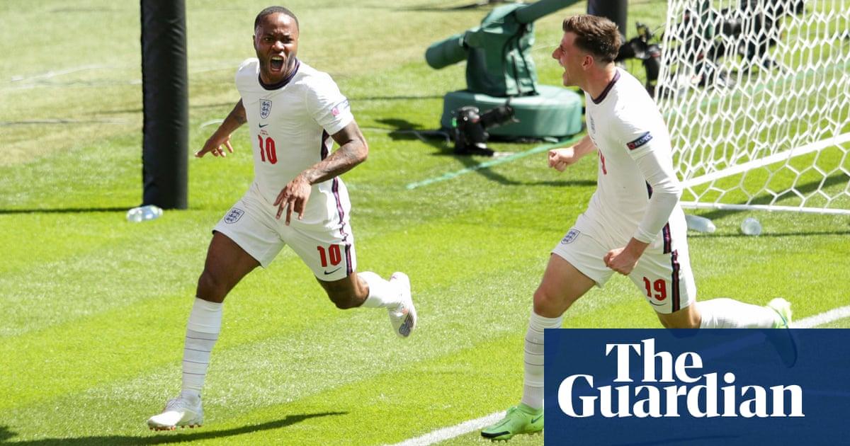 Local hero Raheem Sterling gets England off to winning start
