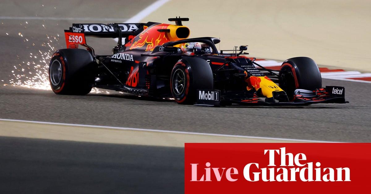 Bahrain Grand Prix: F1 season opener – live!
