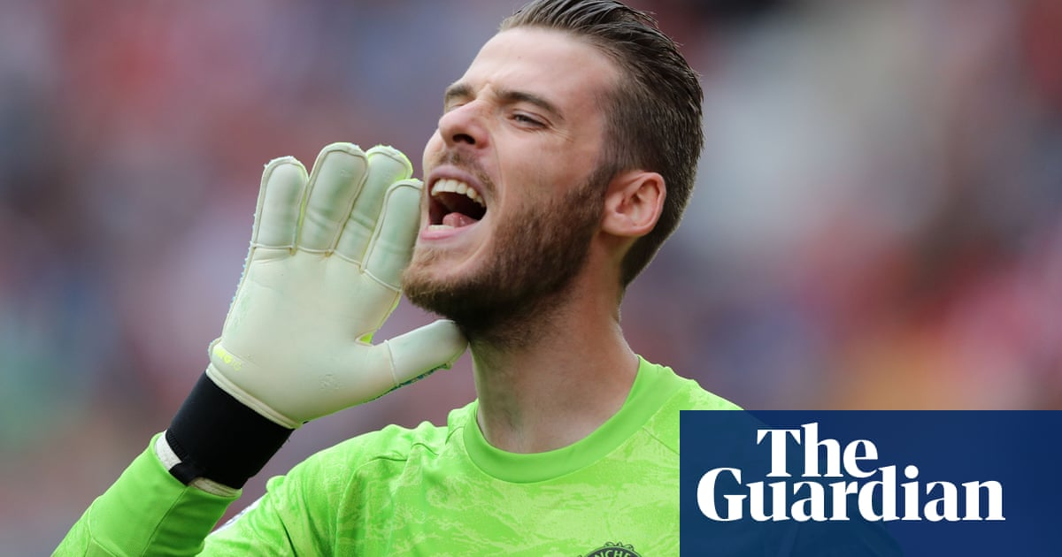 David de Gea close to signing new Manchester United contract
