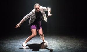 choreographer Ruby Portas.