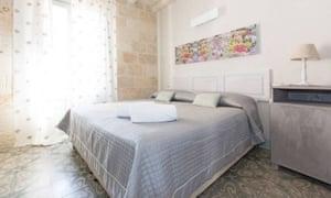 A room at Antico Mondo.