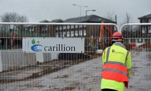 Carillion sign at Midland Metropolitan Hospital