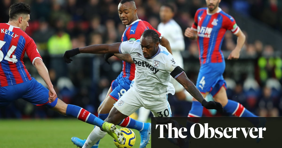 Michail Antonio: 'I'm about to fight a guy and he might have stabbed me'