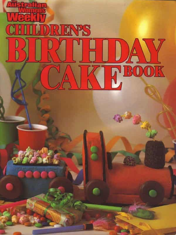 Superb My Favourite Book As A Kid The Australian Womens Weekly Personalised Birthday Cards Xaembasilily Jamesorg