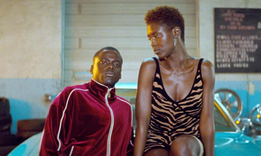 Turner-Smith with Daniel Kaluuya in Queen & Slim.