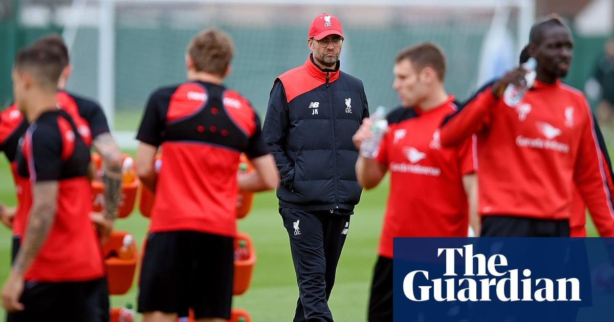 9a4bcd3ca Jürgen Klopp s Liverpool and the importance of  gegenpressing ...