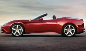 Ferrari California T car review: 'It reads your mind' | Technology ...