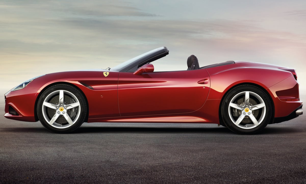 Ferrari California T Car Review It Reads Your Mind Motoring The Guardian