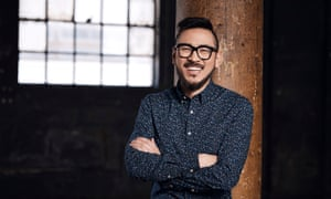 Michael Hing is no stranger to fighting for attention at fringe