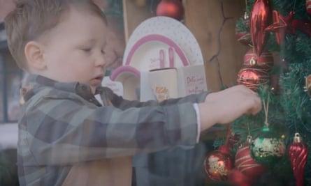 Hafod Hardware Christmas advert.