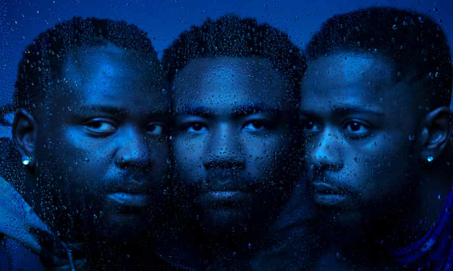 From left: Brian Tyree Henry, Donald Glover and Lakeith Stanfield.