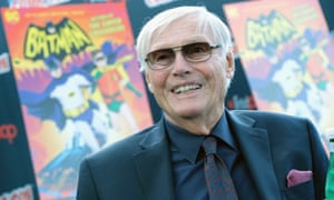Adam West at New York Comic-Con at Jacob Javits Center on 6 October 2016