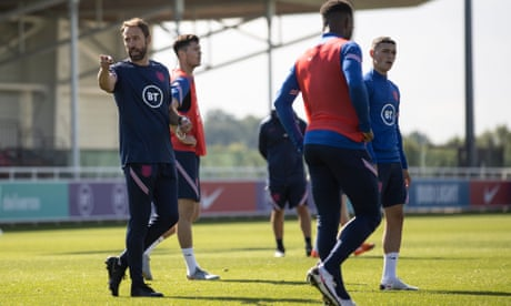 Gareth Southgate's contantly evolving England begin new journey | Barney Ronay