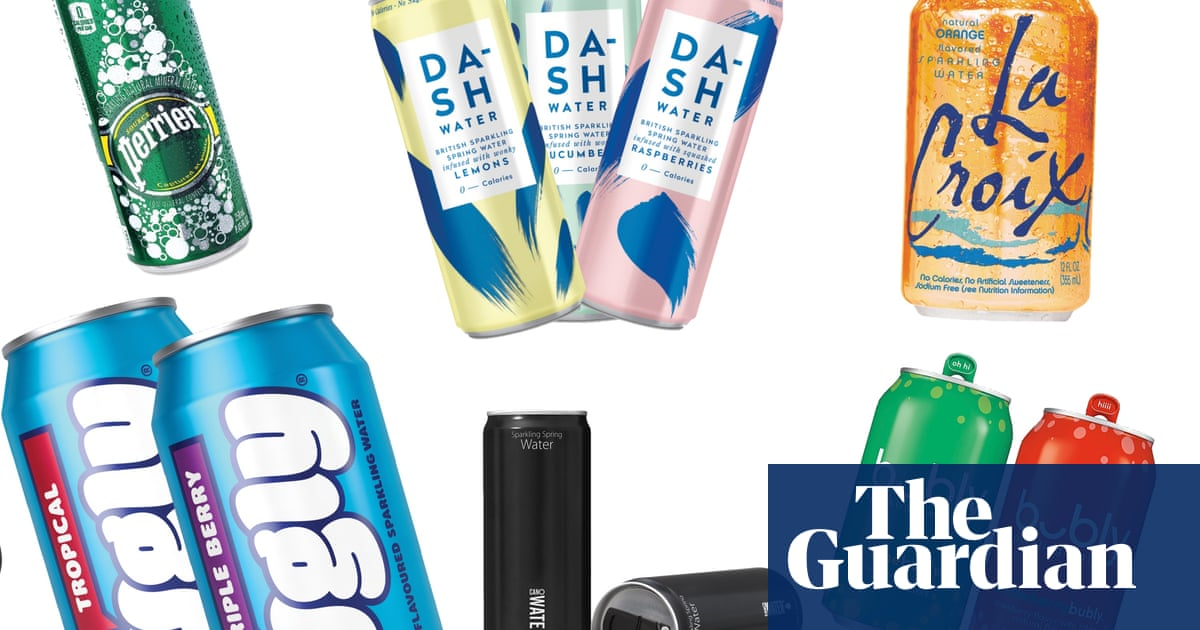 4d29a580e24f9 Bubbling up: why 'craft' sparkling water is being toasted by soft drink  lovers. Carbonated water is making a ...