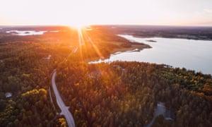 Turku archipelago, Finland.