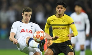 Harry Winks is highly regarded by Tottenham's manager, Mauricio Pochettino, for his composure in pressure situations and ability to set the tempo with his passing.